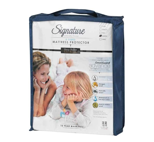 Picture of SIGNATURE 5-SIDED KING MATTRESS PROTECTOR