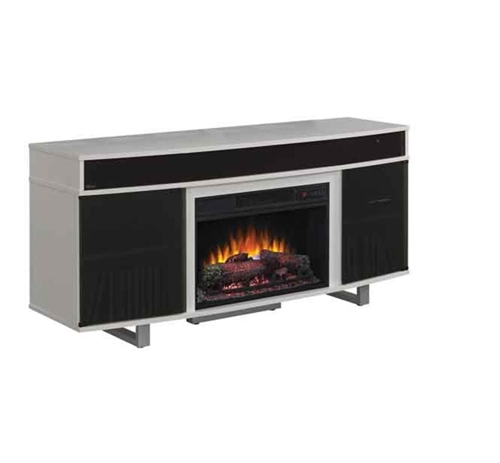 """Picture of ENTERPRISE 64"""" TV CONSOLE W/ FIREPLACE"""