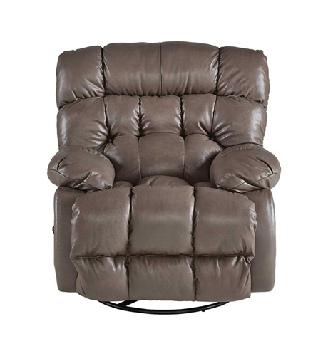 Picture Of HUDSON SWIVEL GLIDER RECLINER