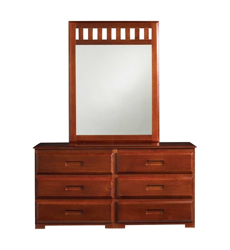 Picture of Forrester Dresser & Mirror