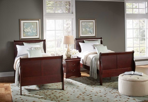 Picture of Lewiston 5 Pc Twin Bedroom