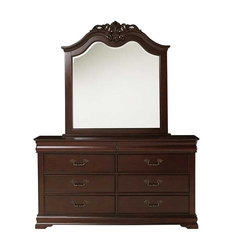 Picture of Marisol Dresser & Mirror