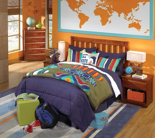 Picture of Forrester 3 Pc Full Bedroom