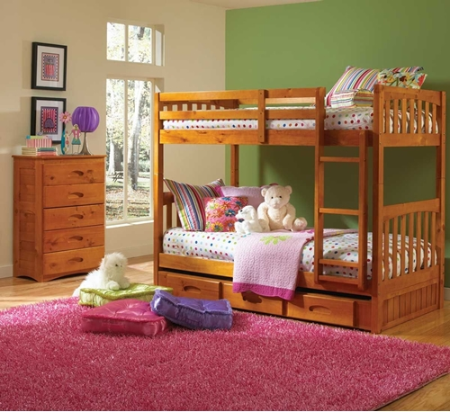 Picture of Kendall Twin Bunk Bed