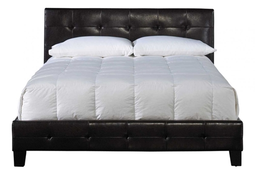 Picture of Marlow Black King Upholstered Bed