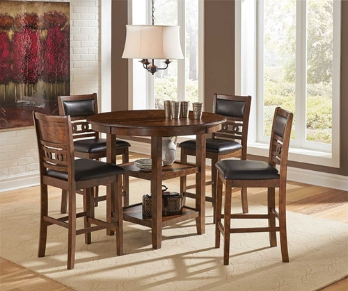 Picture of AUBRY 5 PC DINING SET