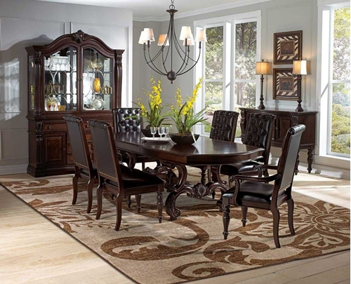 Picture of FAIRMONT 5 PC DINING SET