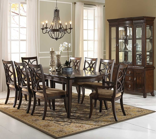 Picture of LANGLEY 5 PC DINING SET