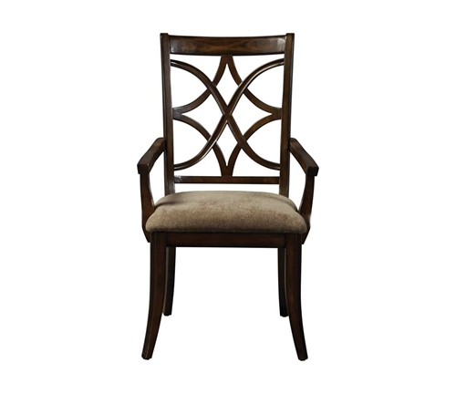 Picture of LANGLEY DINING ARM CHAIR