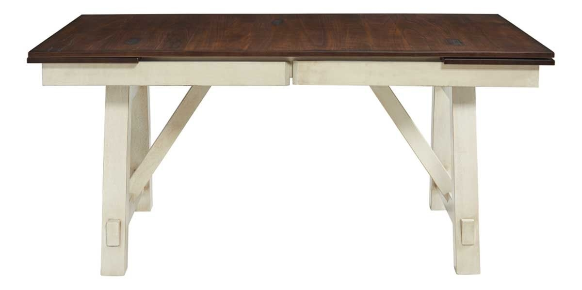 Picture Of LAUREL MANOR TRESTLE TABLE ...