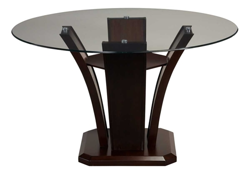 Picture of South Beach Round Pedestal Table