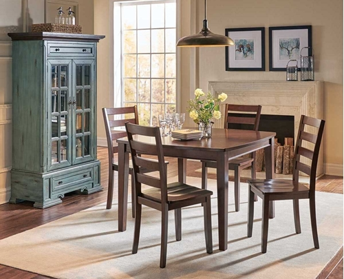 Picture of PAIGE 5 PC DINING SET