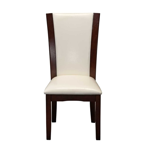 Superbe Picture Of SOUTH BEACH WHITE DINING CHAIR