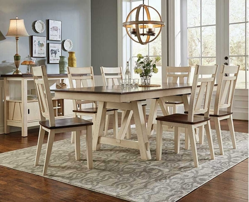 Picture of LAUREL MANOR 5 PC DINING SET