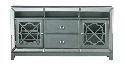 """Picture of MONROE 66"""" TV CONSOLE"""