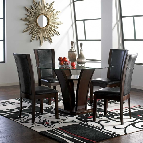 Picture of SOUTH BEACH 5 PC DINING SET