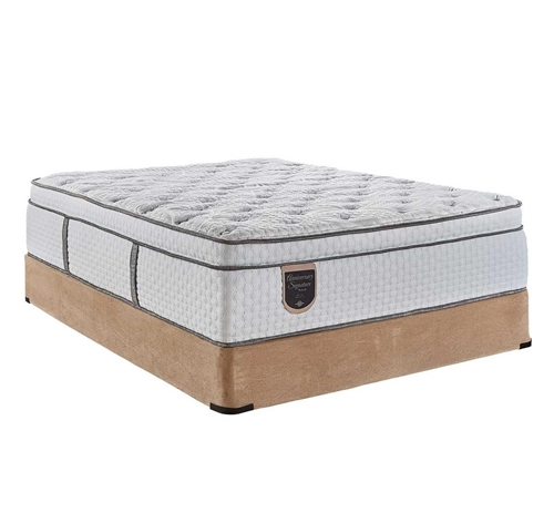 Picture of ANNIVERSARY EURO TOP QUEEN MATTRESS/FOUNDATION