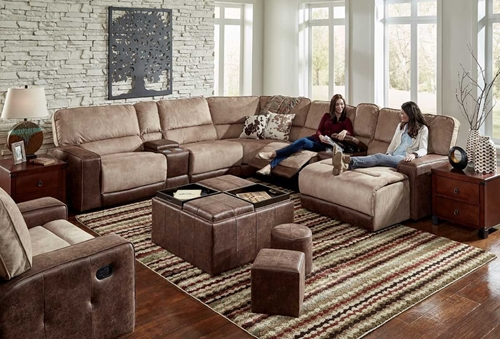 Picture of PASADENA 6 PC SECTIONAL
