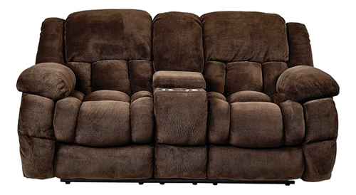 Picture of TRUMAN RECLINING CONSOLE LOVESEAT