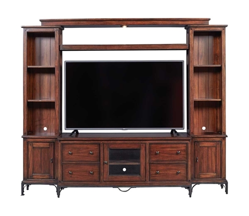 """Picture of Canton Heights 4 Pc Media Center w/ 58"""" Console"""
