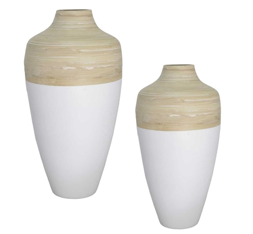 Picture of BAMBOO VASE SET