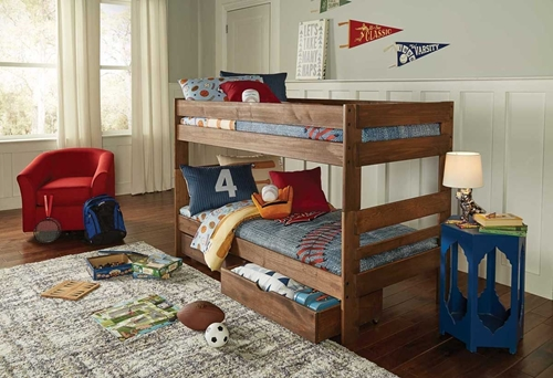 Picture of BAYLEE TWIN BUNK BED