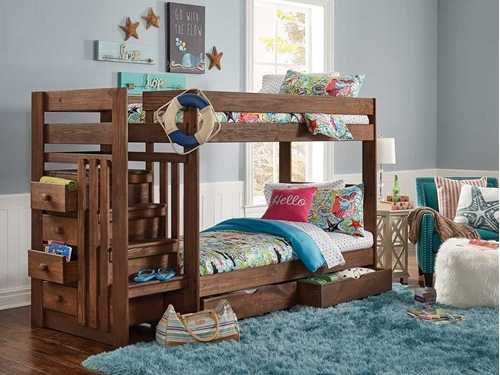 Picture of BAYLEE TWIN STAIRBED