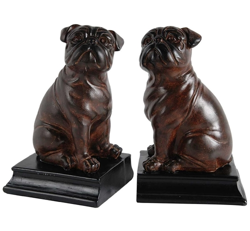 Picture of BULL DOG BOOKENDS