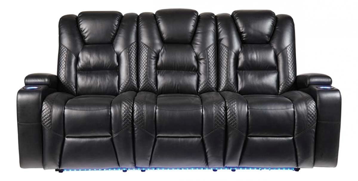 Picture Of Daytona Dual Pwr Reclining Sofa