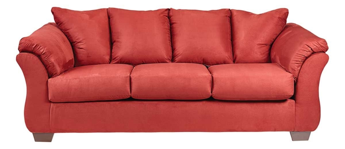 Picture Of Emma Brick Sofa