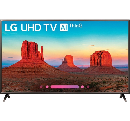 "Picture of LG 43"" SMART 4K ULTRA HD TV"