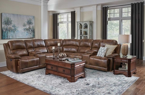 Picture of PIERCE 6 PC SECTIONAL