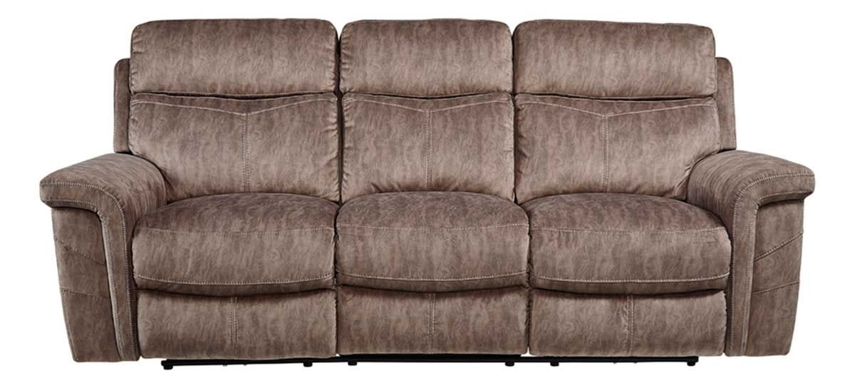Picture of PRIDEMORE DUAL PWR RECLINING SOFA