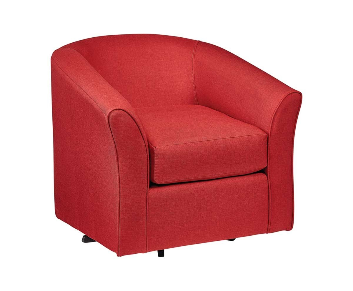 ... Picture Of WALKER SWIVEL TUB CHAIR