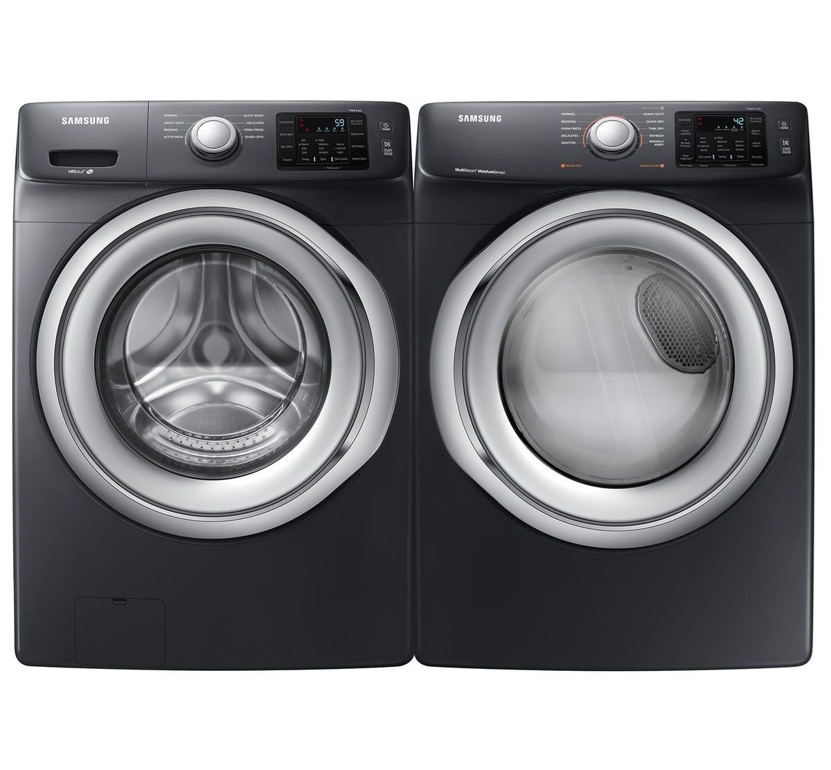 Picture Of Samsung Front Load Washer Dryer Pair