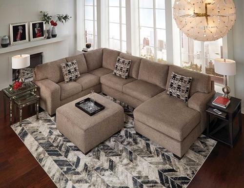 Picture of PLATINUM 3 PC SECTIONAL