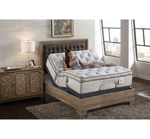 Picture of IMPERIAL SKY II KING MATTRESS POWER SET WITH FREE TV