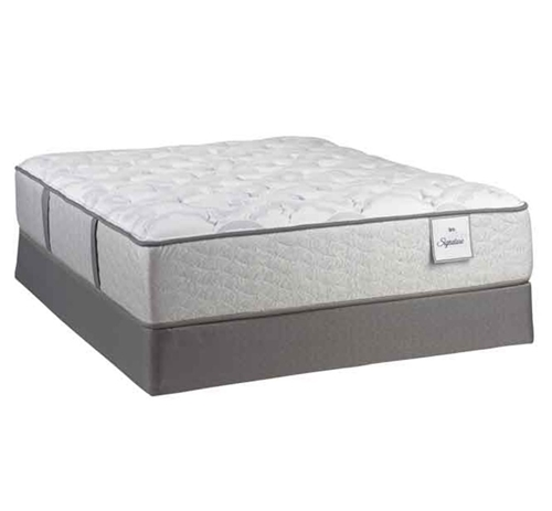 Picture of SERTA IMPERIAL SEA KING MATTRESS SET WITH FREE TV