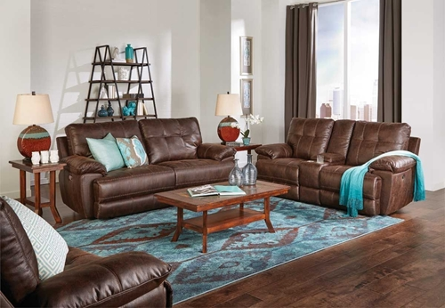 Picture of BADLANDS RECLINING SOFA