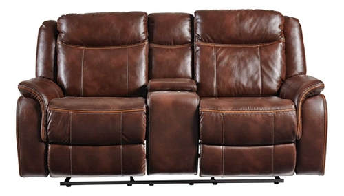 Picture of RONAN GLIDING CONSOLE LOVESEAT