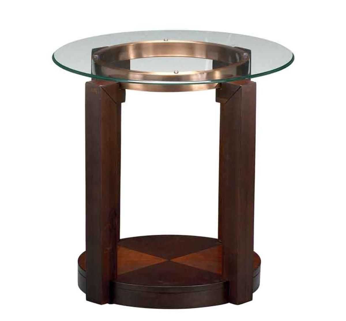 Picture of CORONADO END TABLE