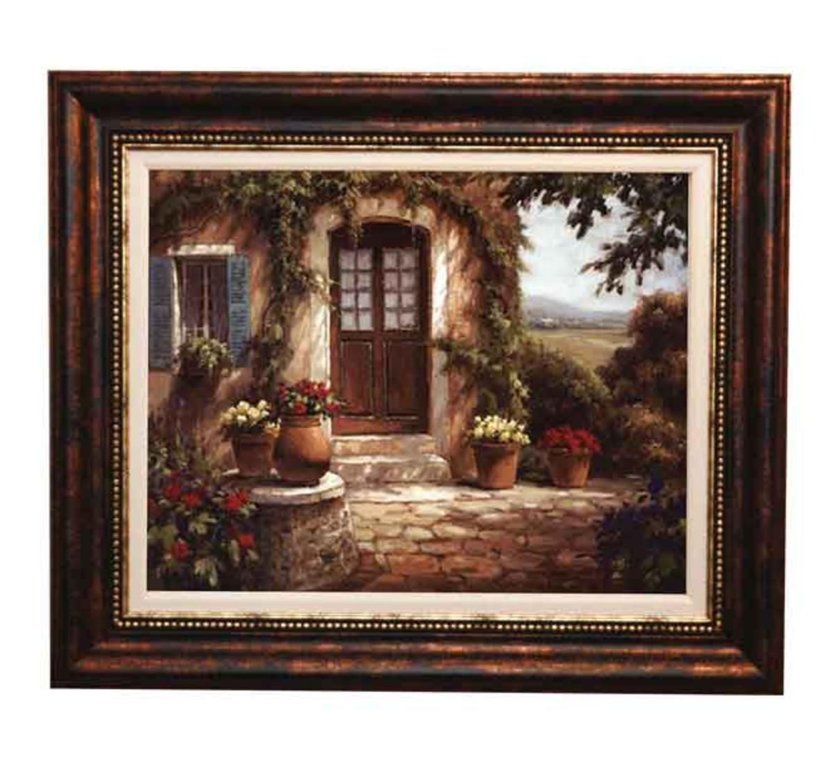 Picture of PASTORAL RETREAT WALL ART