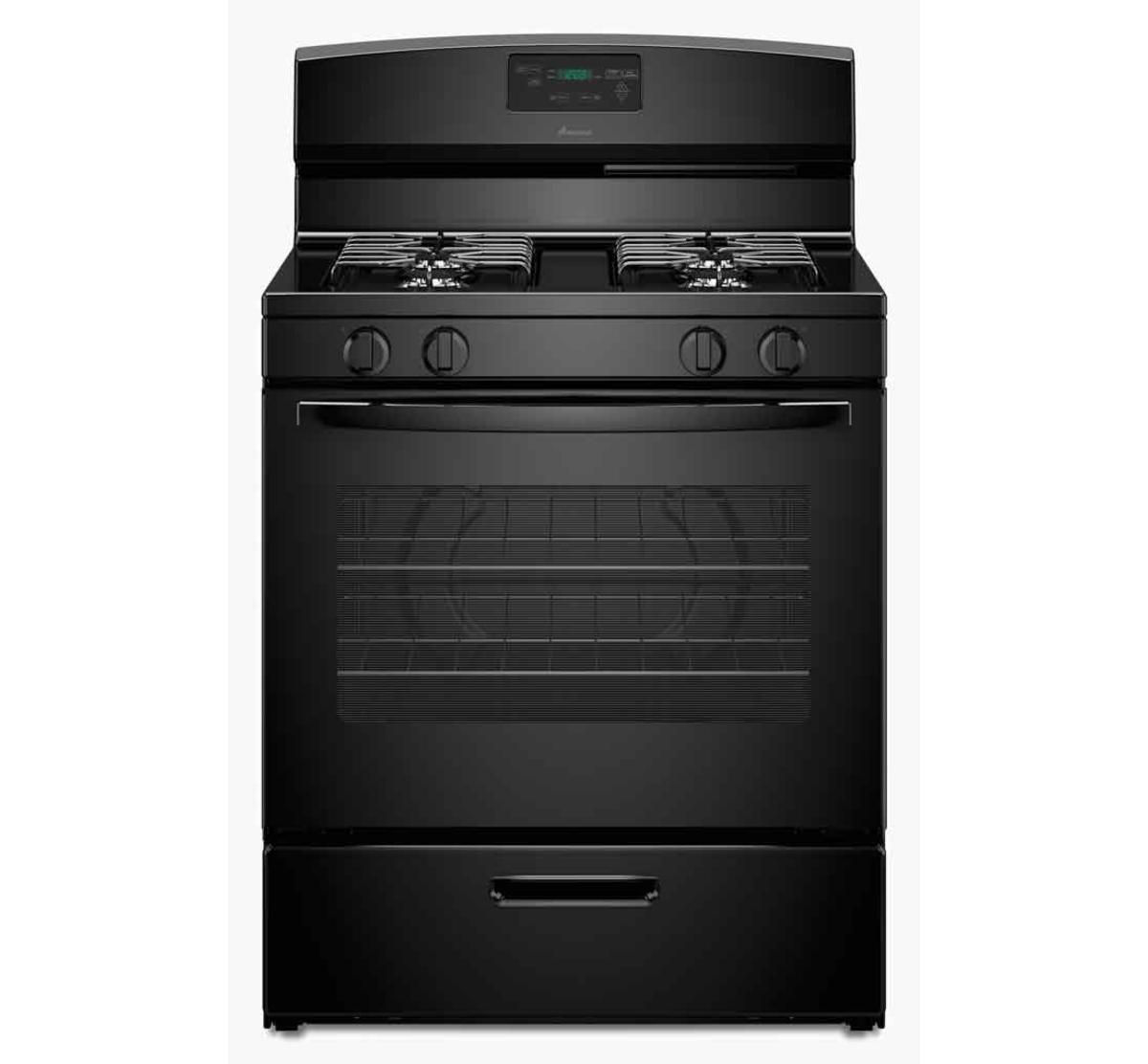 Picture of AMANA GAS RANGE
