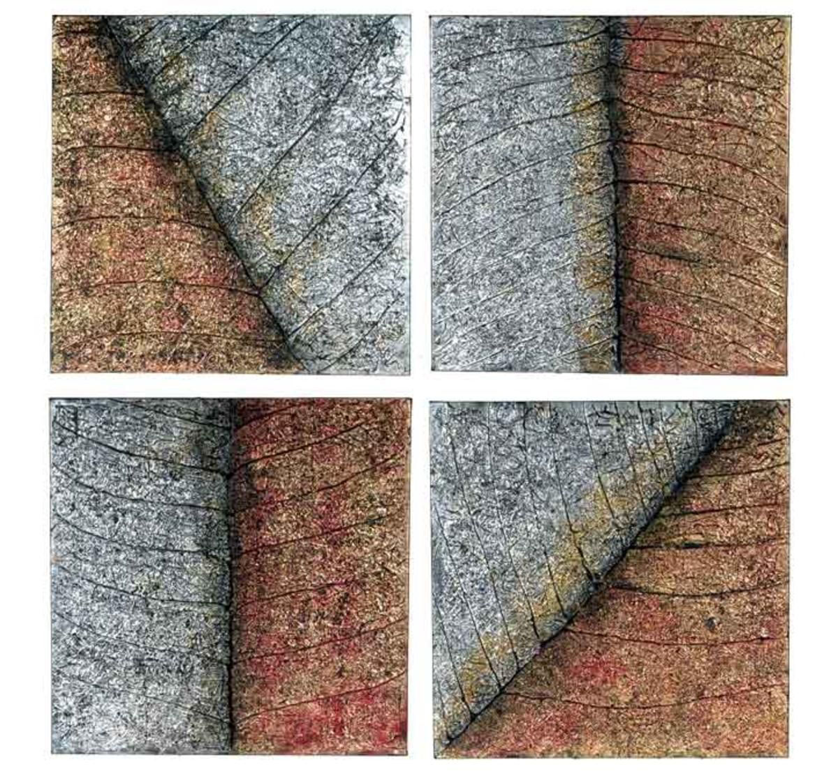 Picture of FOUR BEAUTY WALL ART