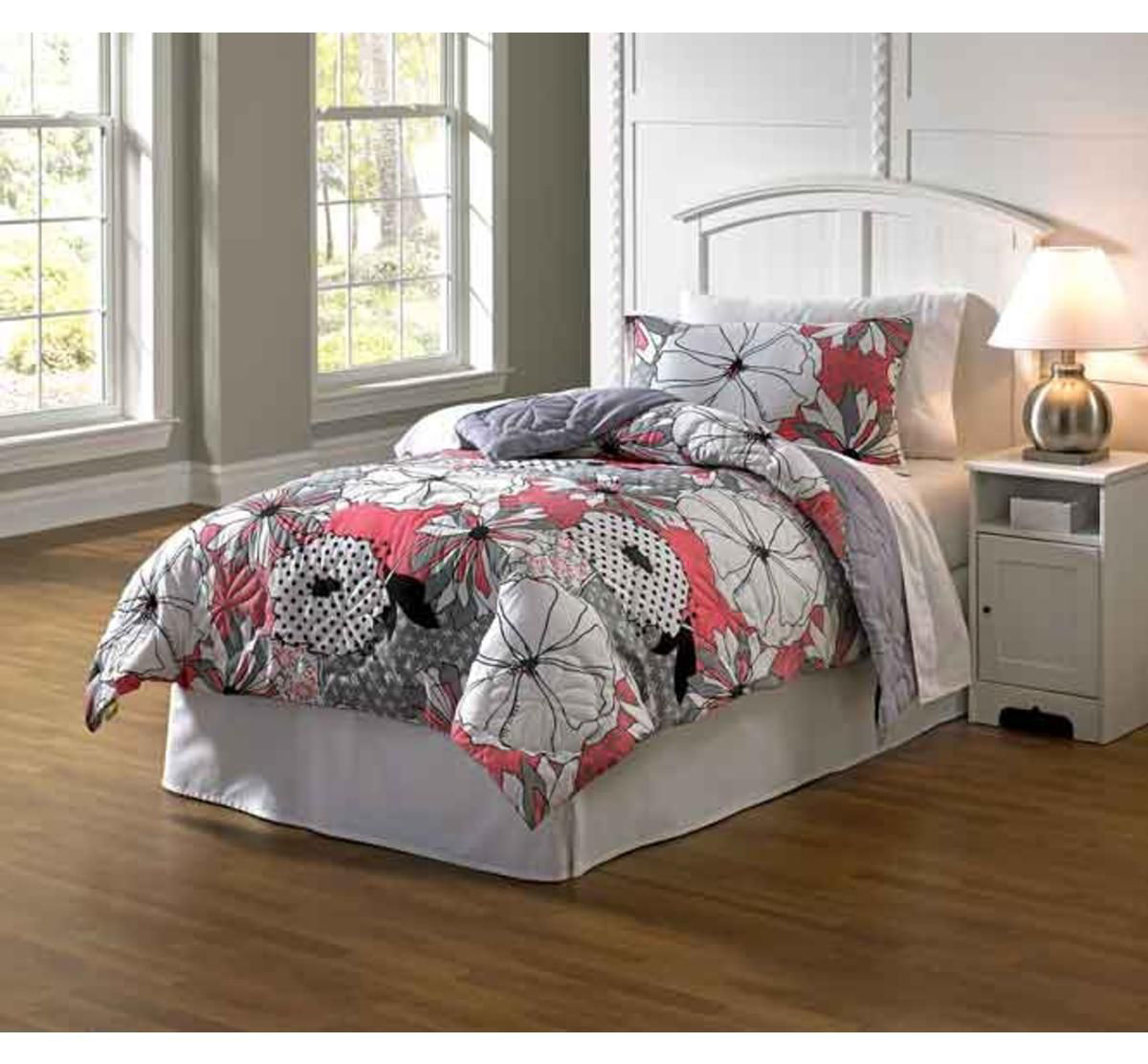 Picture of FLOWER PATCH 2 PIECE TWIN LINEN SET