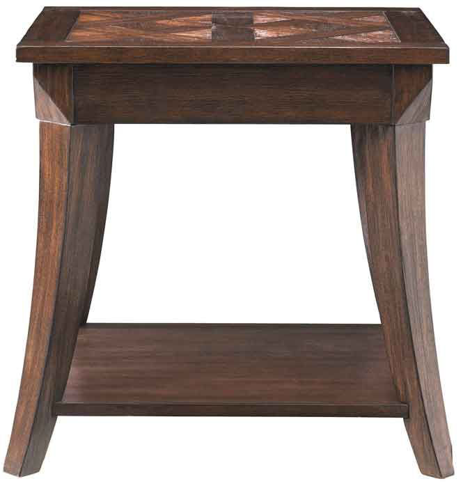 Picture of CHEYENNE END TABLE