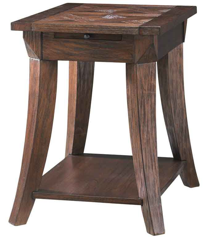 Picture of CHEYENNE CHAIRSIDE TABLE