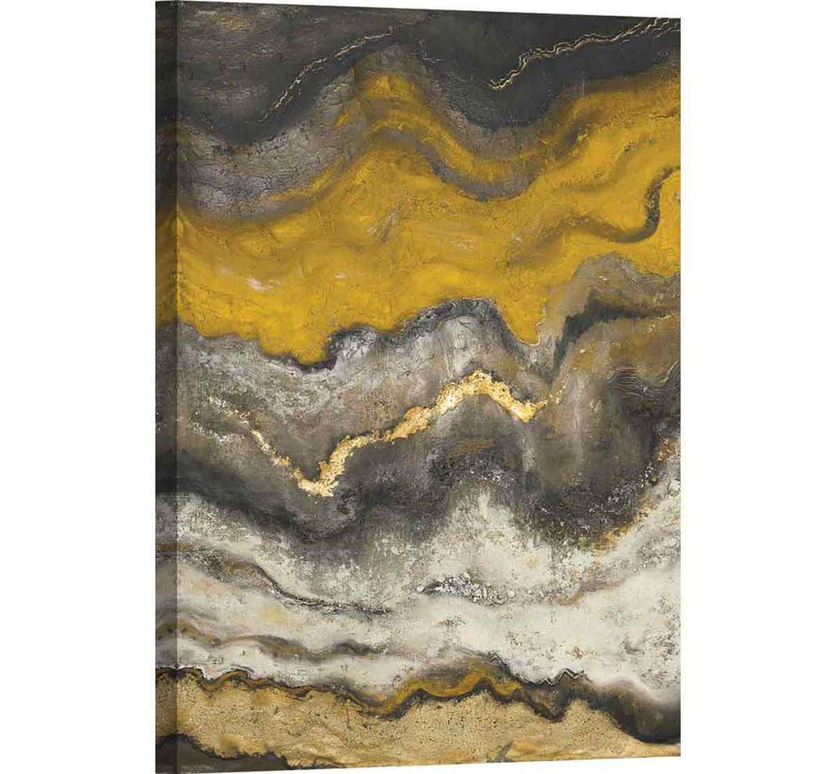 Picture of LAVA FLOW II WALL ART