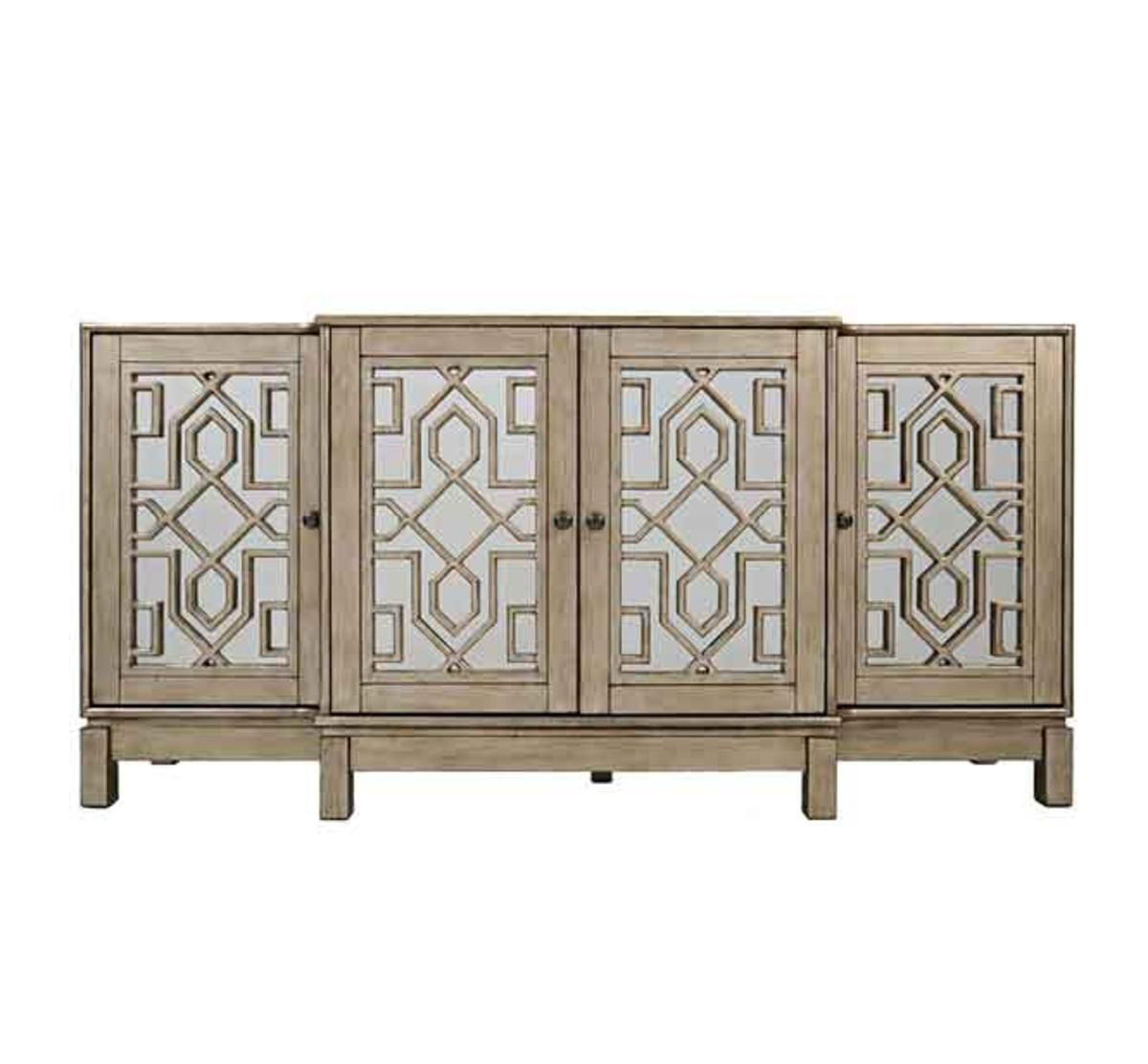 Picture of BLONDE II ACCENT CABINET