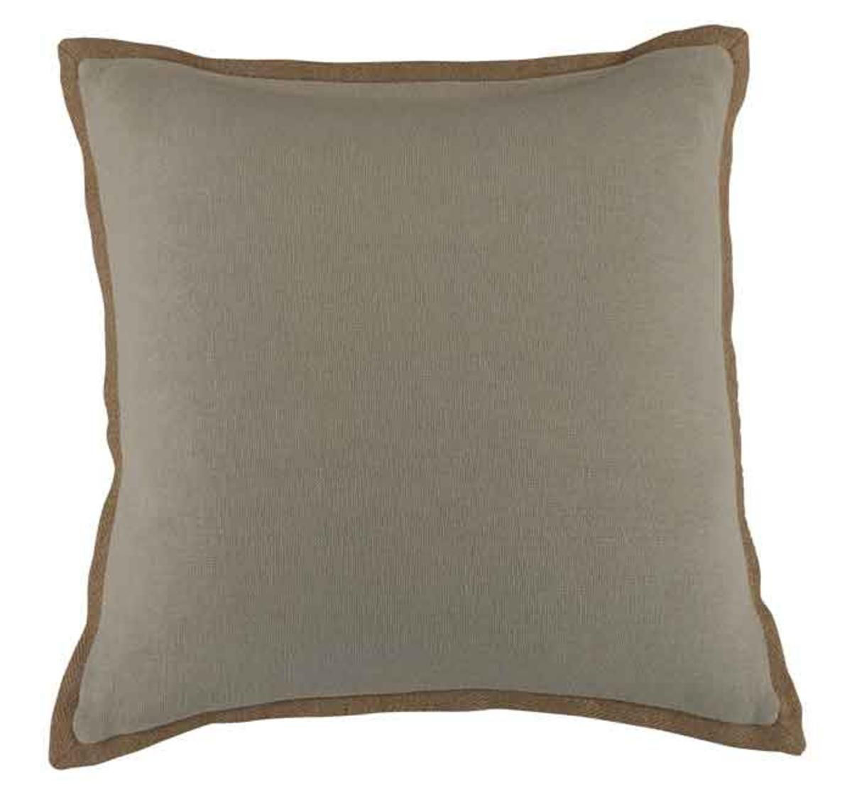 Picture of TAUPE ACCENT PILLOW